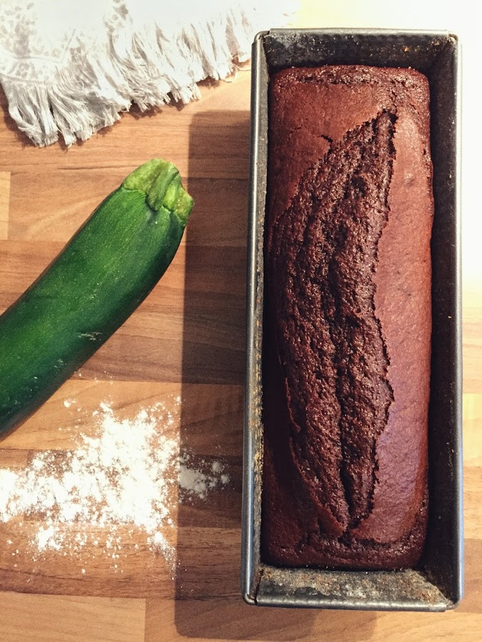 Fitness And Chicness-Zucchini Brownie-1