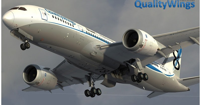 Fsx Fsx Se Qualitywings Ultimate 787 Collection V1 1