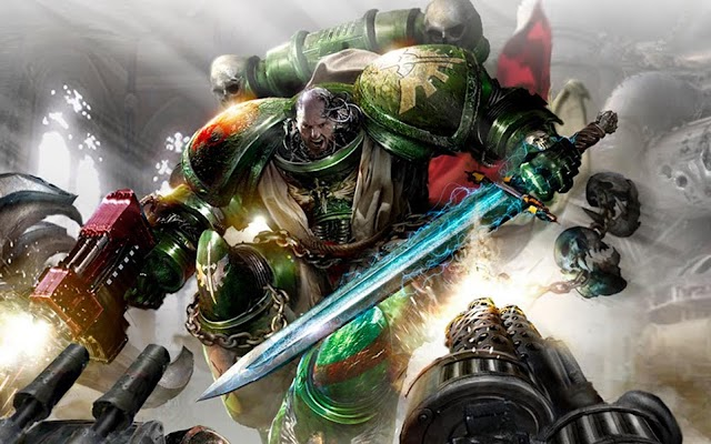 White Dwarf reveals Lieutenants and more for Blood and Dark Angels