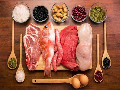 Tips Pilih Sumber Protein Yang Betul