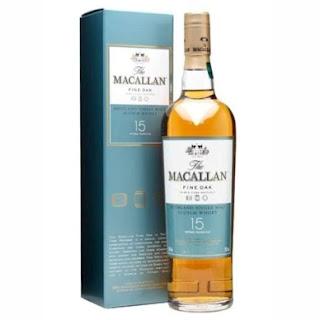 rượu macallan 15 YO