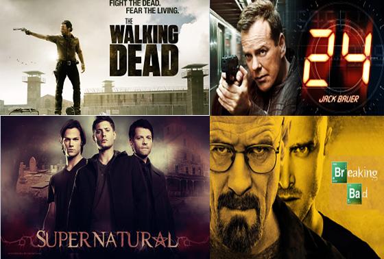 Top Ten Best English Series  Top 10 Best Tv Shows