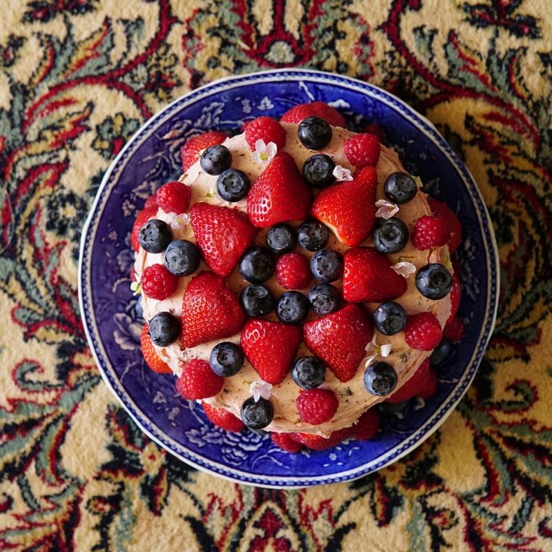 täytekakku, leivonta, leipominen