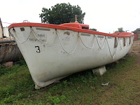 enclosed boats for sale, rescue boats for sale, life boats for sale, used, second hand, enclosed, ship boats