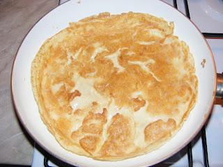 Clatita de omleta retete culinare,