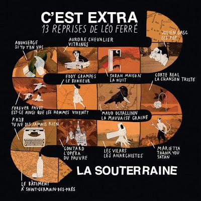 C'est Extra - 13 reprises de Léo Ferré