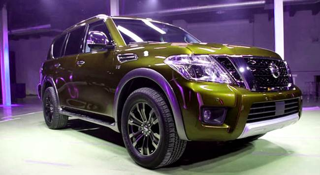 Nissan 2017 Armada Price in Saudi Arabia