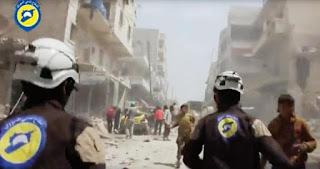 Kejam! Militer Syiah Suriah Gunakan Gas Beracun Terhadap Muslim yang Terkepung di Aleppo Timur