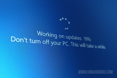 Windows 10 Working on Updates