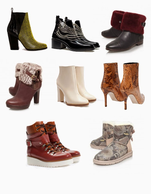 Fab boots to fall in love in