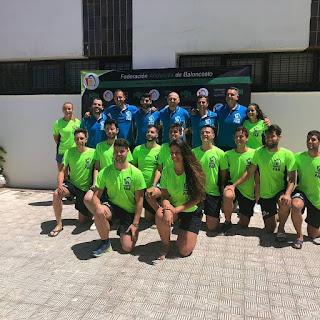 Dos árbitros jiennenses participan en el Campus de la FAB 2018 en Sanlúcar de Barrameda