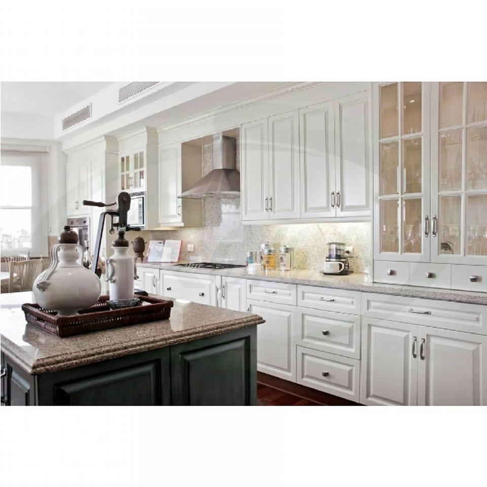 Roica cocinas modulares centro design jr dise os for Cocinas modernas blancas 2016