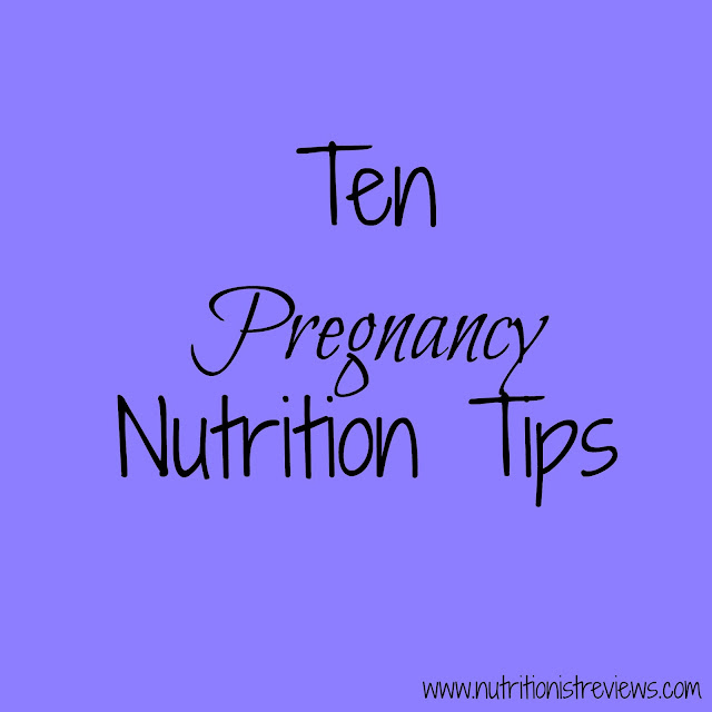 Learn 10 pregnancy nutrition tips that are essential for a healthy pregnancy!