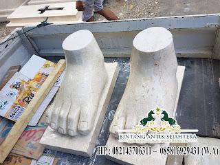 Patung Kaki Marmer, Harga Patung Kaki Besar