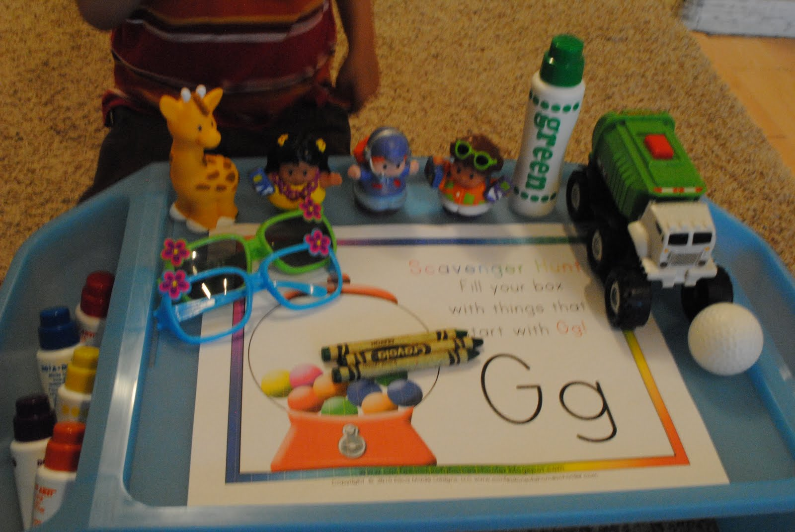 The Smith Family I M Back And Blogging About Preschool