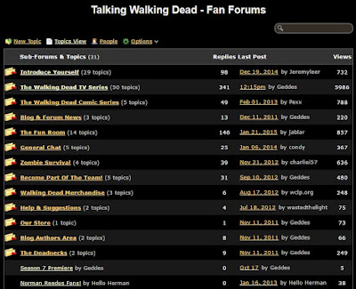The Walking Dead Forums