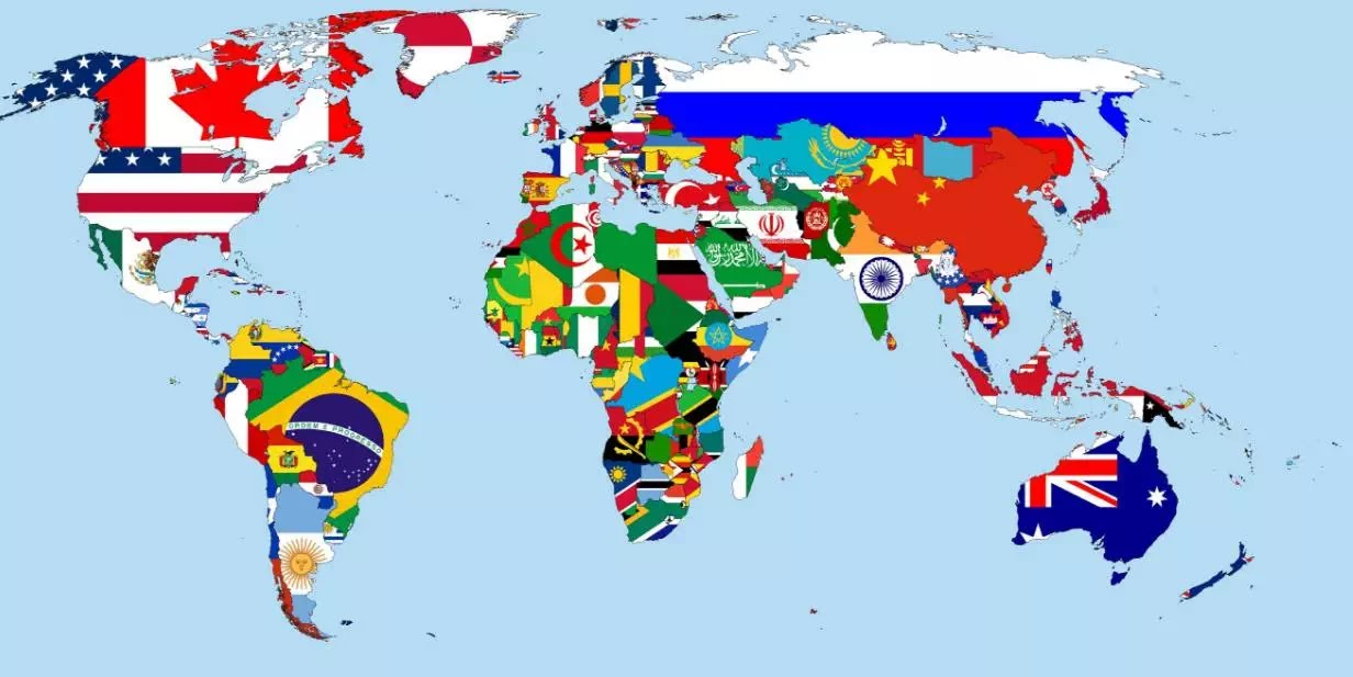 thanks to condottiero for the flag map of countries