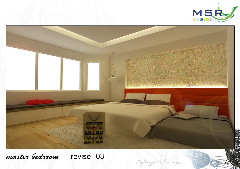 Mica Interior Design And Construction Bedroom 3d