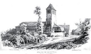 patrimoine de l'Allier église de Brugheas
