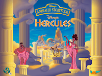 Disney's Animated Storybook: Hercules