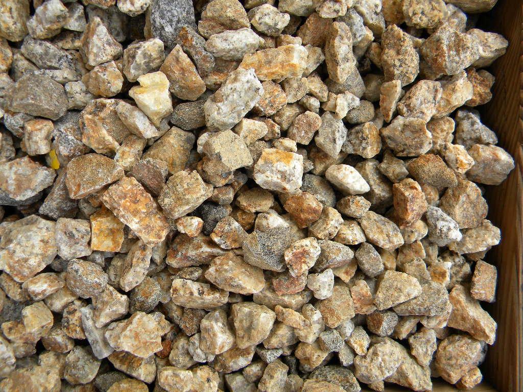 Large White Landscaping Rocks