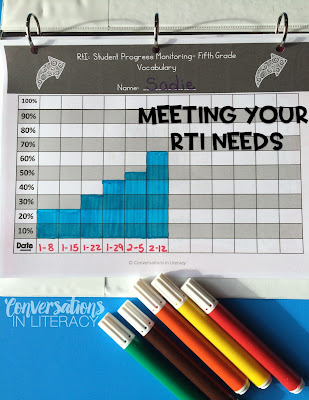RTI Data and RTI Tips Organizing and Managing Data
