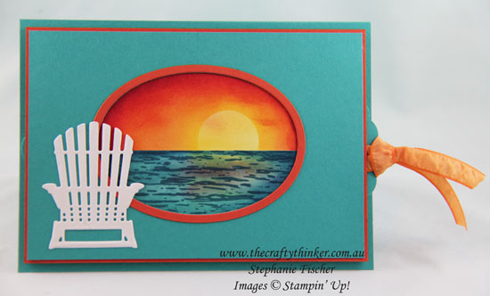 #inkitstampit, Layering Seasons, Double Slider,Sunset sponging, #thecraftythinker, Stampin up Australia Demonstrator, Sneak Peek, Stephanie Fischer, Sydney NSW