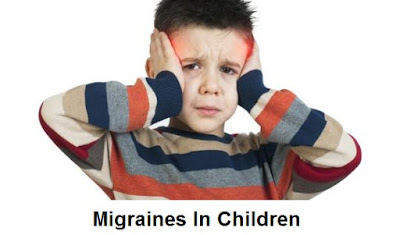 Around nine out of ten young people with migraine was the first attack before they were t Migraine Headaches In Children: Causes, Symptoms, Treatment And Prevention