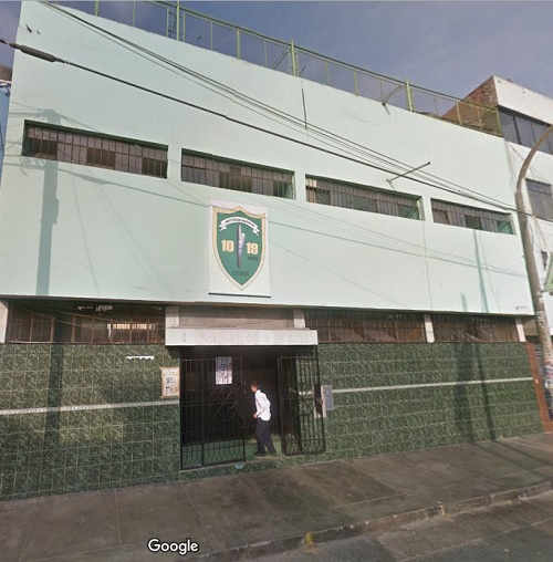 Escuela 1019 CHAVIN - Breña