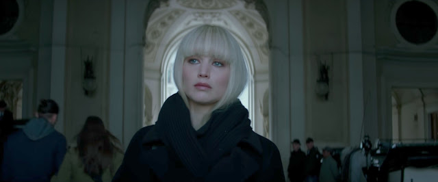 Jennifer Lawrence Joel Edgerton Francis Lawrence | Red Sparrow