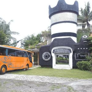 Rumah Kamera Borobudur Magelang