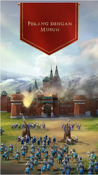 Download March of Empires V2.1.0o MOD Apk Terbaru
