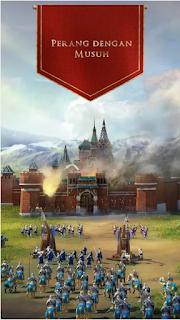 Download March of Empires V2.1.0o MOD Apk Terbaru
