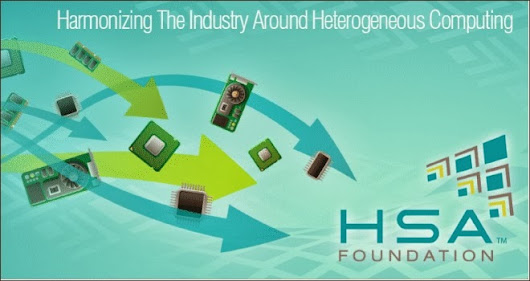 HSA : Heteregeneous System Architecture Why and What ~ TechDarting - Propelling Technology