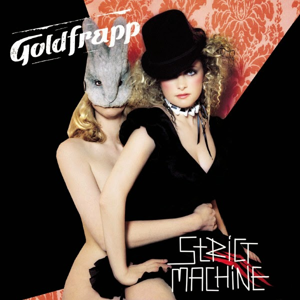 Goldfrapp - Strict Machine - Single Cover