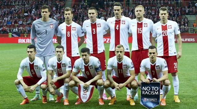 Skuad Resmi EURO 2016 Polandia