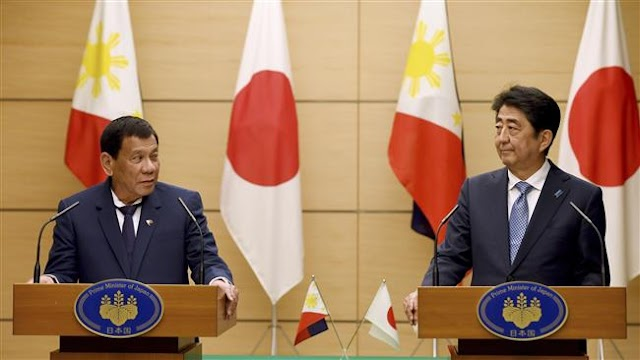 Japan offers Philippines aid for fighting terrorism, rebuilding