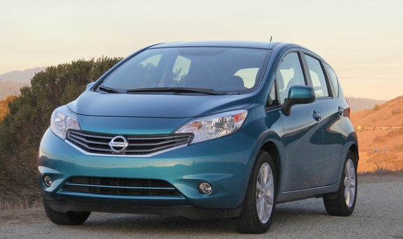 2014 Nissan Versa Note Review Canada