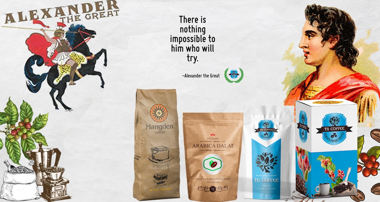 TN COFFEE and Tea Brand Coffee