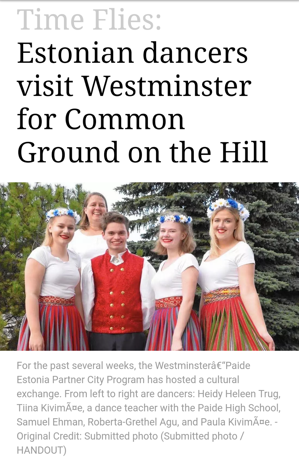 30e77ba7f95 Dayhoff Soundtrack: My article on the Estonian dancers is up