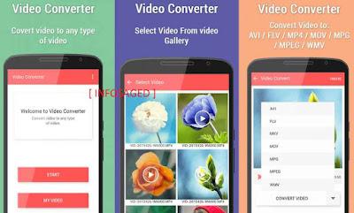 Aplikasi Format Video Android Terbaik