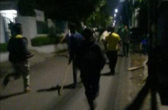 Inilah Kronologis Penyerangan Preman Ambon dan Massa Berseragam Banser di Kramat Lontar