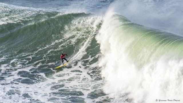Punta Galea Challenge Surf - Getxo por El Guisante Verde Project