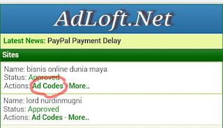 IMG 20161128 161124 Tutorial lengkap cara mendaftar dan menghasilkan uang di Adloft