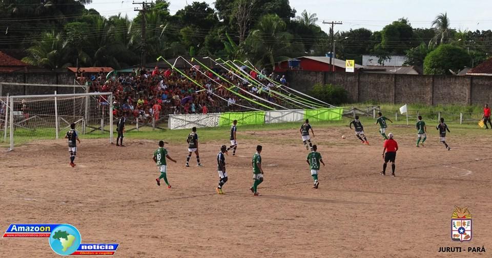 Palmeiras vence o campeonato sub 18 de futebol masculino de juruti