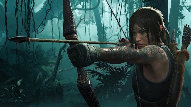 التحميل المسبق للعبة Shadow of the Tomb Raider أصبح متوفر الأن على جميع الأجهزة و حجم اللعبة تغير !