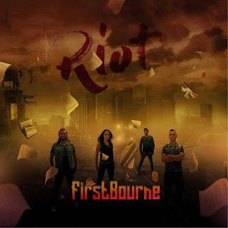"""Το τραγούδι των FirstBourne """"Home"""" από τον δίσκο """"Riot"""""""