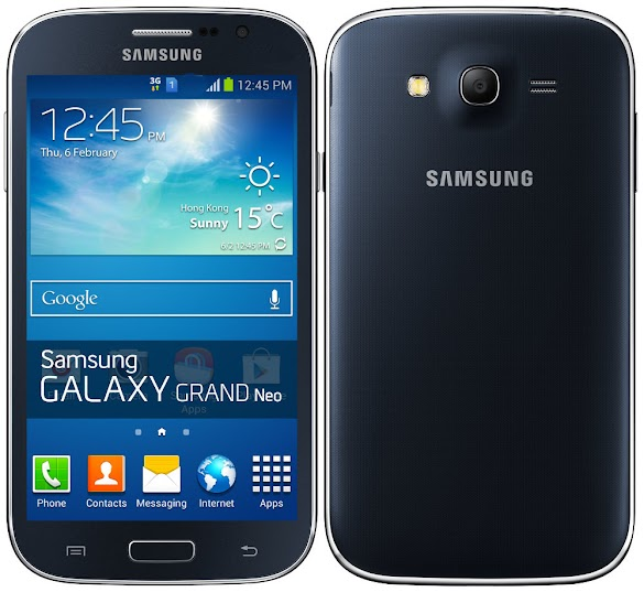 Spesifikasi dan Harga Samsung Galaxy Grand Neo Terbaru 2017