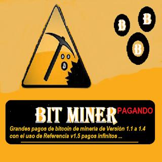 Pagando Bitminer Grandes pagos de bitcoin de minería