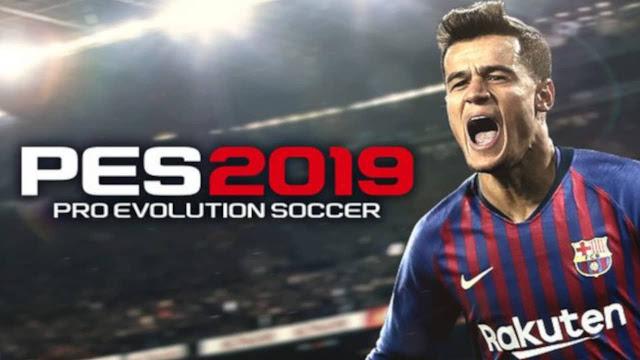 Pro Evolution Soccer 2019 (PES 2019) تحميل مجانا